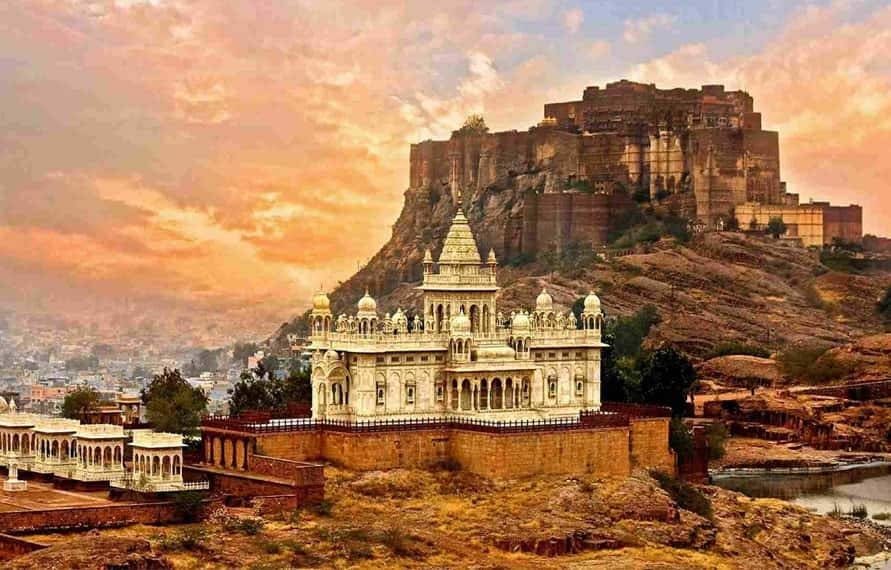 Golden Triangle Tour With Jodhpur