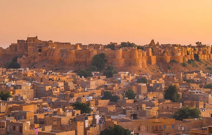 Fort Tour of Rajasthan
