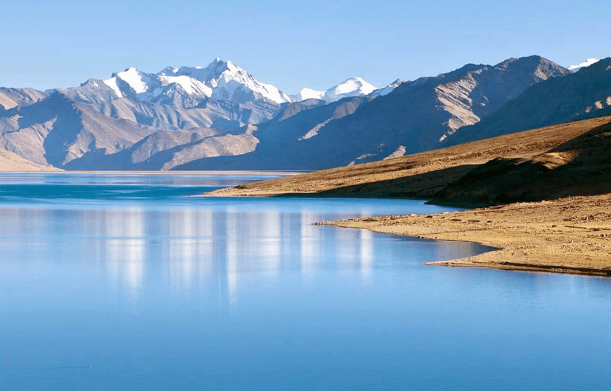 Golden Triangle Tour with Leh Ladakh
