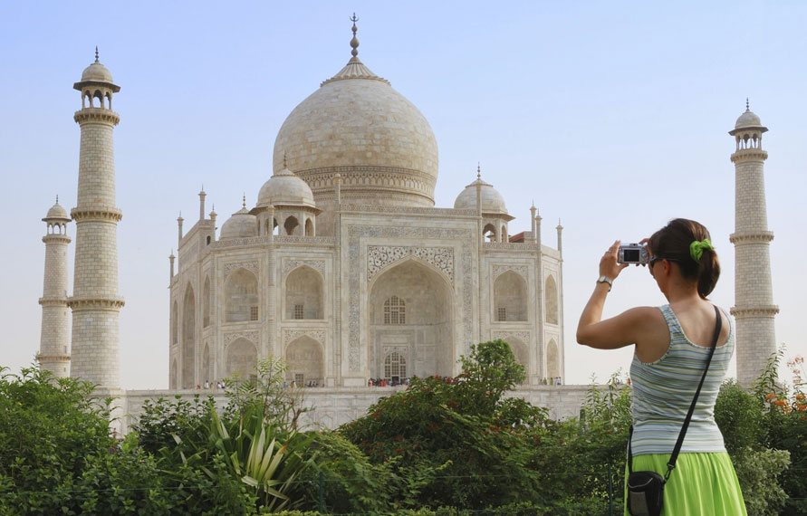 Golden Triangle Tour  with Photography Tour of North India