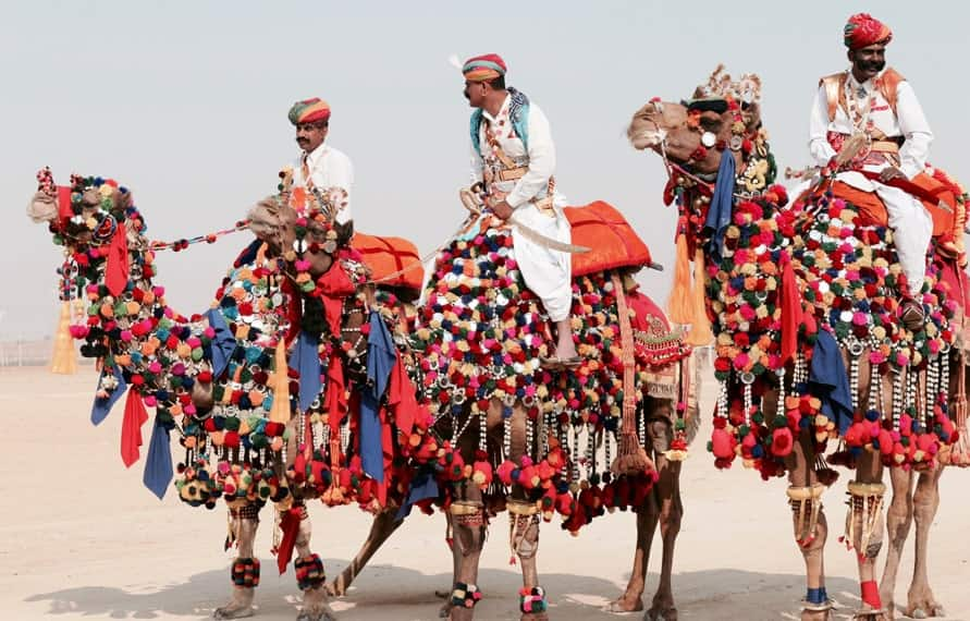 Golden Triangle with Pushkar & Yoga Tour